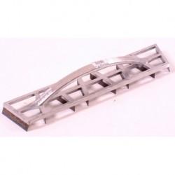 Jung Schraper 854 460X90mm Aluminium 8 Messen