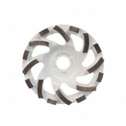 4Tecx Diam Slijpkop 125X22mm Beton Dry