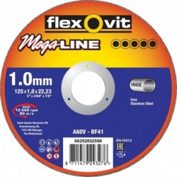 Flexovit Slijpsch Mega A36V 230X1,9 RVS