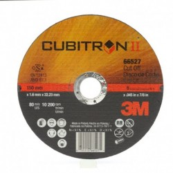 3M Cub2 Slijpschijf T41 125X22X1mm