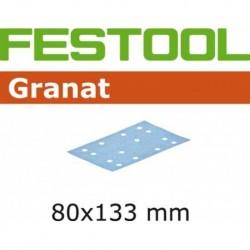 Festool Schuurp Granat Stf 80X133 K240 100