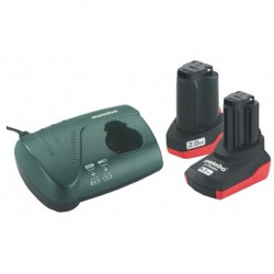 Metabo Accuset 10,8V 1X2A...