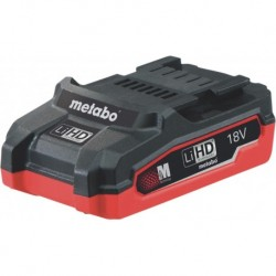 Metabo Accu-Pack 18Vhd 3,1Ah Liion