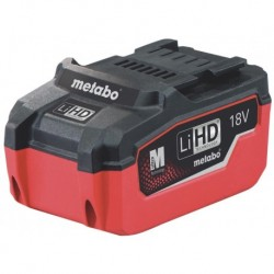 Metabo Accu-Pack 18Vhd 6,2Ah Liion