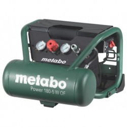 Metabo Compressor Power 180-5 W Of 1,1Kw