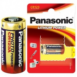 Panasonic Batt Cr123Aep-Br1...