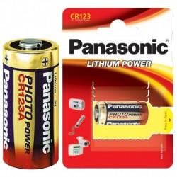 Panasonic Batt Cr123Aep-Br1 3V 1/Bl
