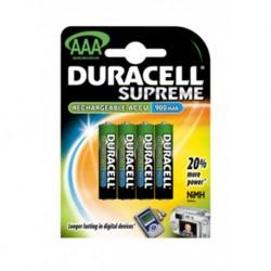 Duracell Batt Oplaadb 800Mah Aaa Potl 4/Bl