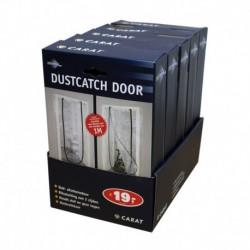 Dustcatch Stofdeur M/Rits 220X112cm