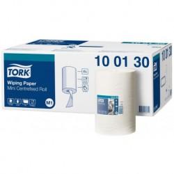 Tork Papier 100130 120Mx22cm Mini Wit