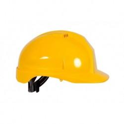 4Tecx Helm Pe 6-Punts Geel
