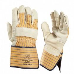 Handschoen Rundleer 1014Sv...