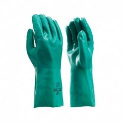 HBV Handschoen Pvc Groen...