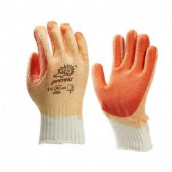 Handschoen Prevent Latex Rood Origineel