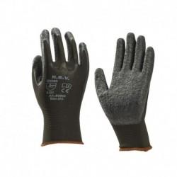 Nylon Handschoen Zwart...