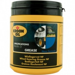 Kroon Wheel Bearing Grease Nf 34071 600G