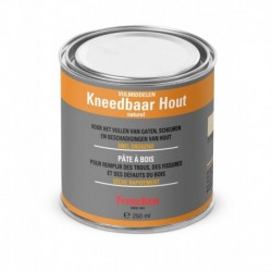 Frencken Kneedb Hout Cl 250Ml Naturel Bus