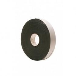 Glasband 9X3mm Pe Wit Rol 100M