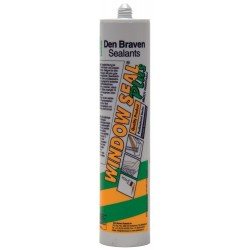 Windowseal-Plus Glaskit 310Ml Creme