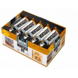 Bison Montagekit 1306018 125G Tube
