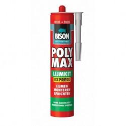 Bison Polymax Lijmkit Express Trijs 435G