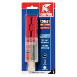 Griffon Combi Snel 6304033 24Ml 2Comp
