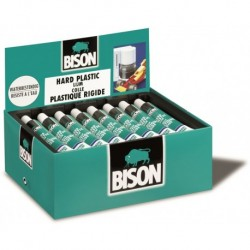 Bison Hardplastic Lijm 1312005 25Ml
