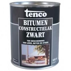 Tencofix Bitumen Constrlak Zwart 2,5L