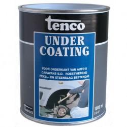 Tenco Undercoating Zwart 1L