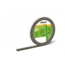 Voegenband Tp600 20/8-15mm Zwart R 3,3M