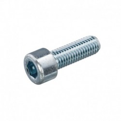 Inbusbout Ck M6x80mm Staal...