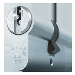 Mauer Standaard Dubbele Cilinder SKG**