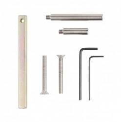 Flexess verlengset deurdikte 60-70mm