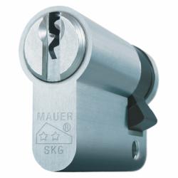 Mauer Standaard Halve Cilinder SKG**