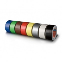 Tesa Ducttape 4688 50mm 50M Algem Rood
