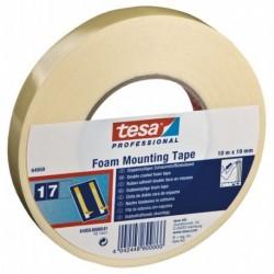 Tesa Dubbelz Foamtape 64958 19mm 25M Wit