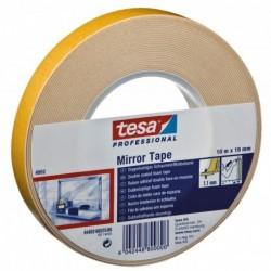 Tesa Spiegeltape 4952 19mm 10M Wit