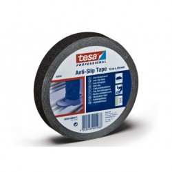 Tesa Anti-Slip Tape 60950 25mm 15M Zwart