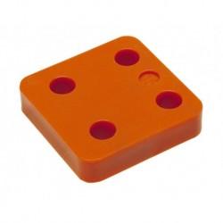 Drukplaat 34715 15mm Oranje Z Sl 48 Stuks