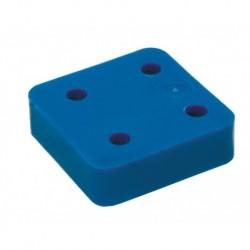 Drukplaat 34720 20mm Blauw Z Sl 48 Stuks