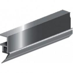 Ellen Tochtstrip Arp-2 220cm Aluminium Acryl