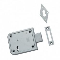 Nemef Opleg Kelderslot 70mm 2 sleutels