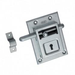 Nemef Grendelslot 98/12-42mm 2 sleutels