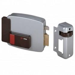 Cisa Oplegslot Elek 12V/Ac 11610 60mm D1