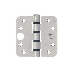 Axa Easyfix Sch 1687 Rh 89X89 RVS 3* Los