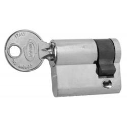 Nemef Corbin Halve Cilinder 9523(T)9 0/30