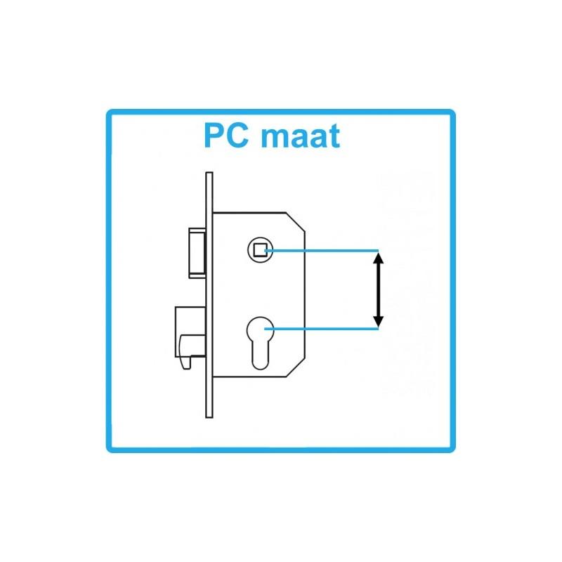 AMI Vhb 251/37 Smalschild Anti-Kerntrek Kt55 PC55 F1