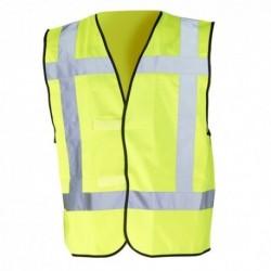 Veiligheidsvest rws norm fluor geel