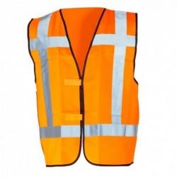 Veiligheidsvest rws norm fluor oranje