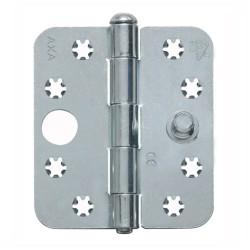 AXA Scharnier 1617 Rh 89x79 3mm Topcoat SKG***